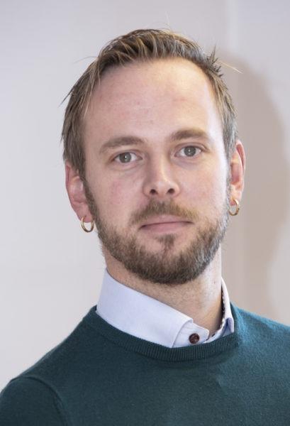 ERFAREN: Magnus Lunda skal sørge support, salg og kundeoppfølging.