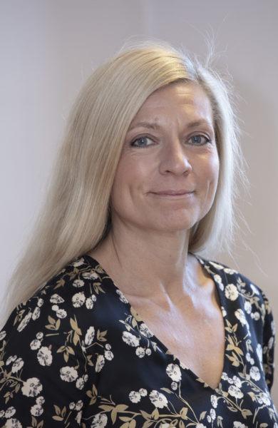 NY I BRANSJEN: Ann Louise Maudal skal jobbe med økonomi og administrasjon.