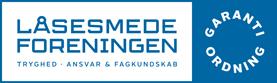Låsesmede Foreningen Danmark logo
